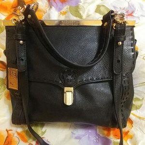 BadgleyMischka leather bag